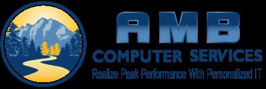 AMB Computer Services Logo